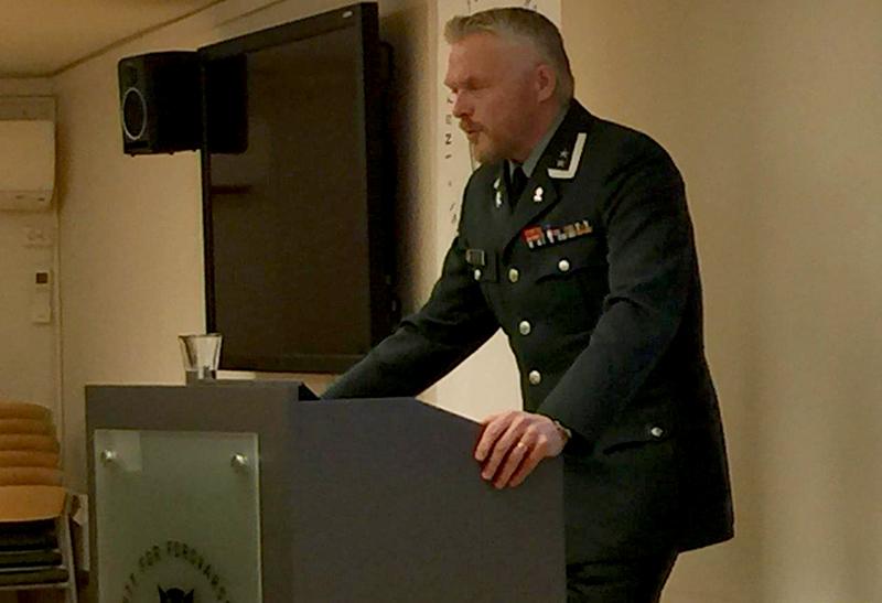 Forfatteren Tore Ketil Stårvik oppsummerer rapporten.